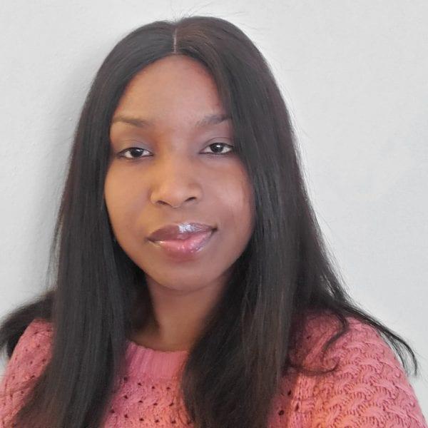 Amanda Ejiro - NEW PRESENTER
