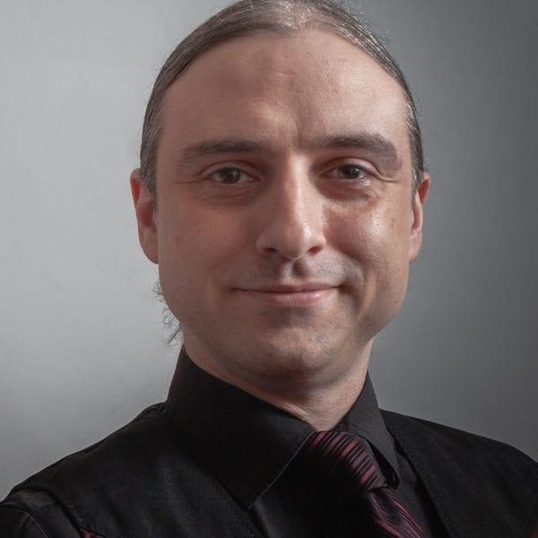 Jeremy Vyska - NEW PRESENTER