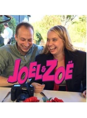 Zoë Leichty and Joel Leichty